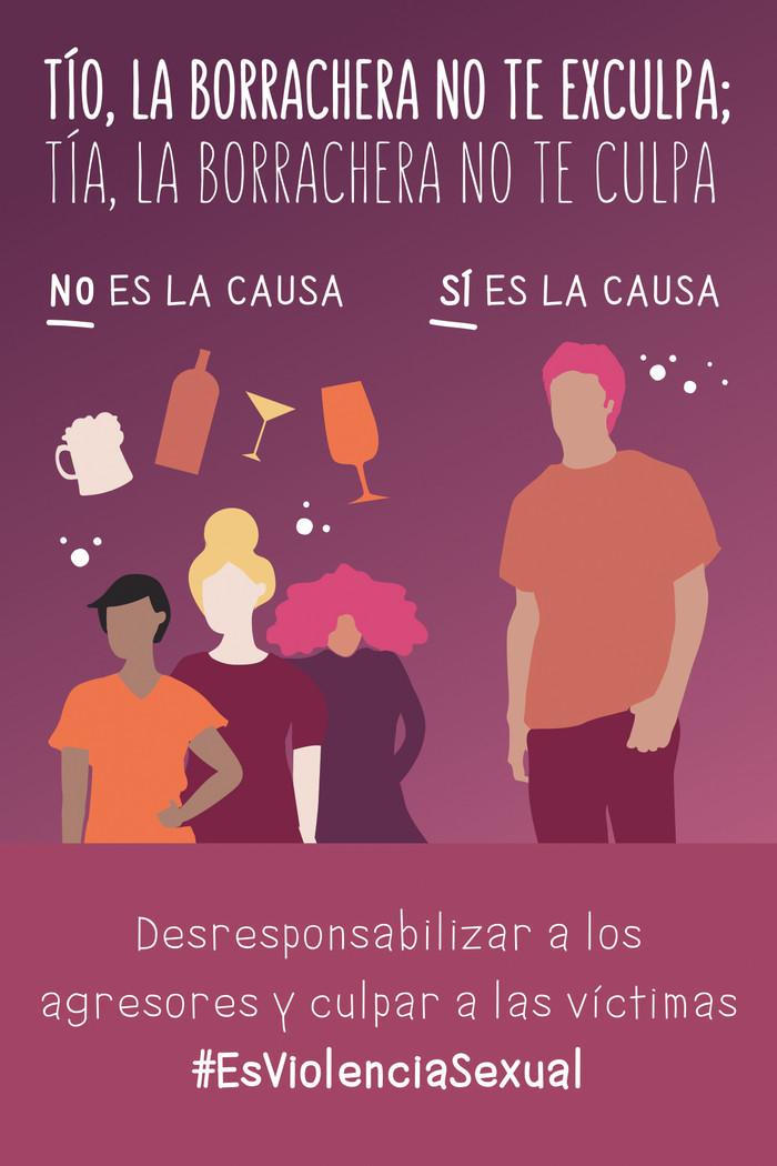 VIOLENCIA SEXUAL EN CONTEXTOS DE OCIO NOCTURNO: CAMPAÑA NOCTÁMBUL@S