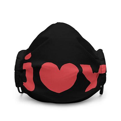 JOY face mask (Black)