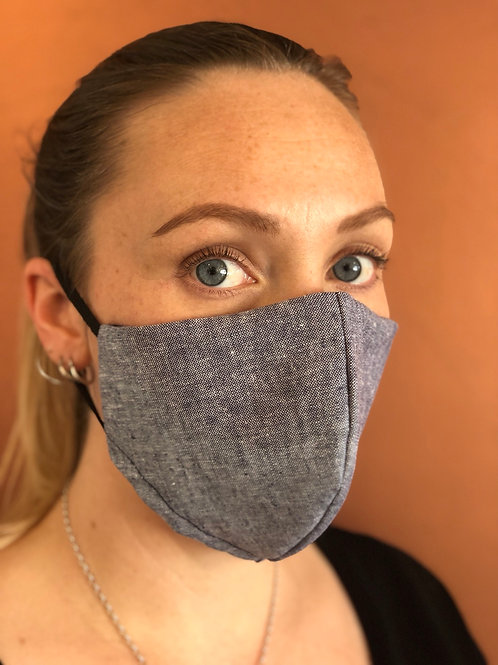 Linen Chambray mask & Helix.iso filter