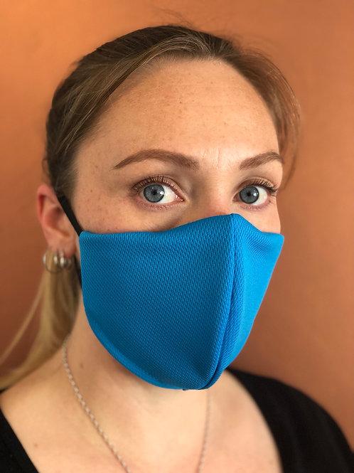 Dri Cool Cyan BLUE mask & Helix.iso filter