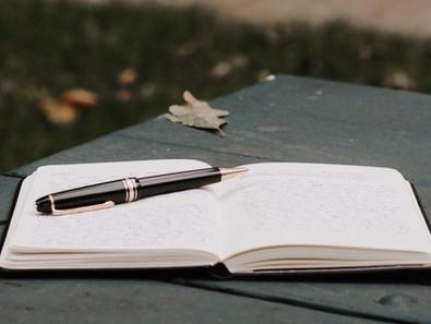 L'écriture, un exercice difficile mais important. En dehors des réseaux sociaux #Newchallengefor2021