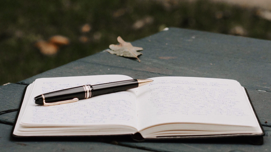 The Benefits of Journaling for Stress Management
