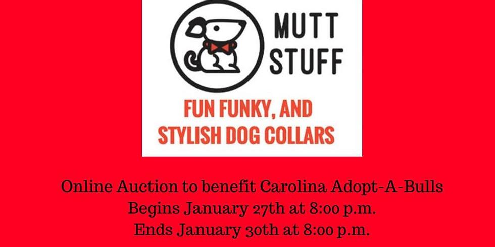 Fundraiser for Carolina Adopt-A-Bulls