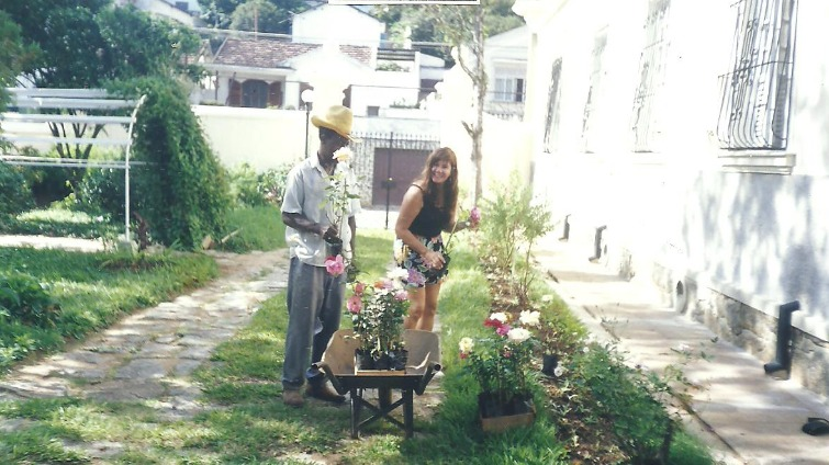 Jardim Lea Pentagna
