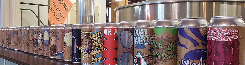 Our Beers | Amesbury Craft Beer | BareWolf Brewing