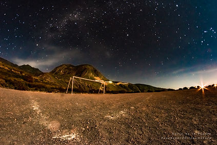 Astrofotografia - Paisaje noctuno