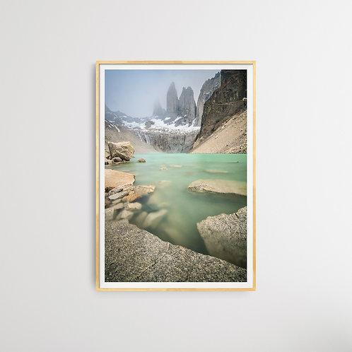 Print Torres del Paine