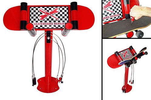 Puesto de Reparacion de Tabla Skate de uso Publico