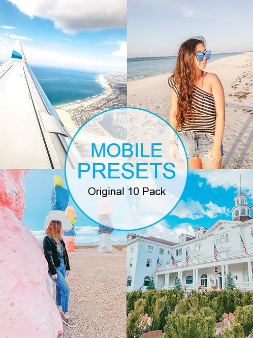 HMG  Original Mobile Presets -10 Pack