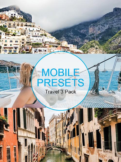 HMG  Travel Mobile Presets Volume 1-3 Pack