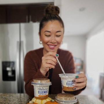 Ellenos Yogurt Collaboration