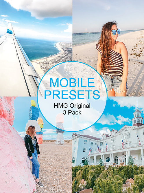 HMG Mobile - Original 3 Pack