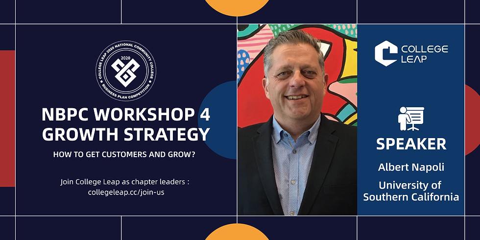 NBPC Workshop 4: Growth Strategy