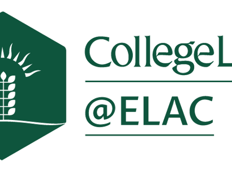 The ELAC branch of College Leap will be officially launched in September 2020!