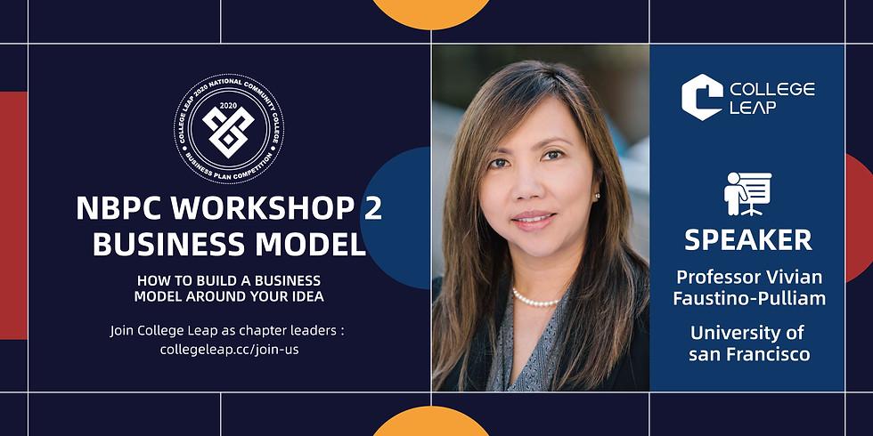 NBPC Workshop 2: Business Model