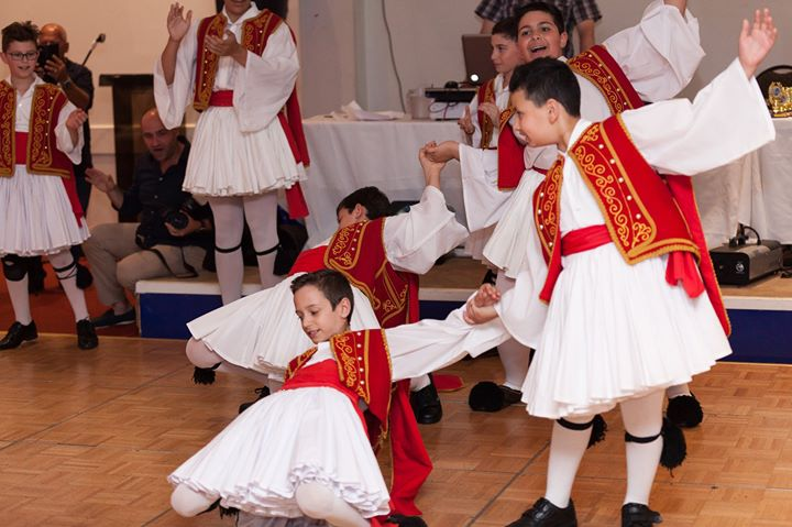 Sophia Ventouris School Greek Dance