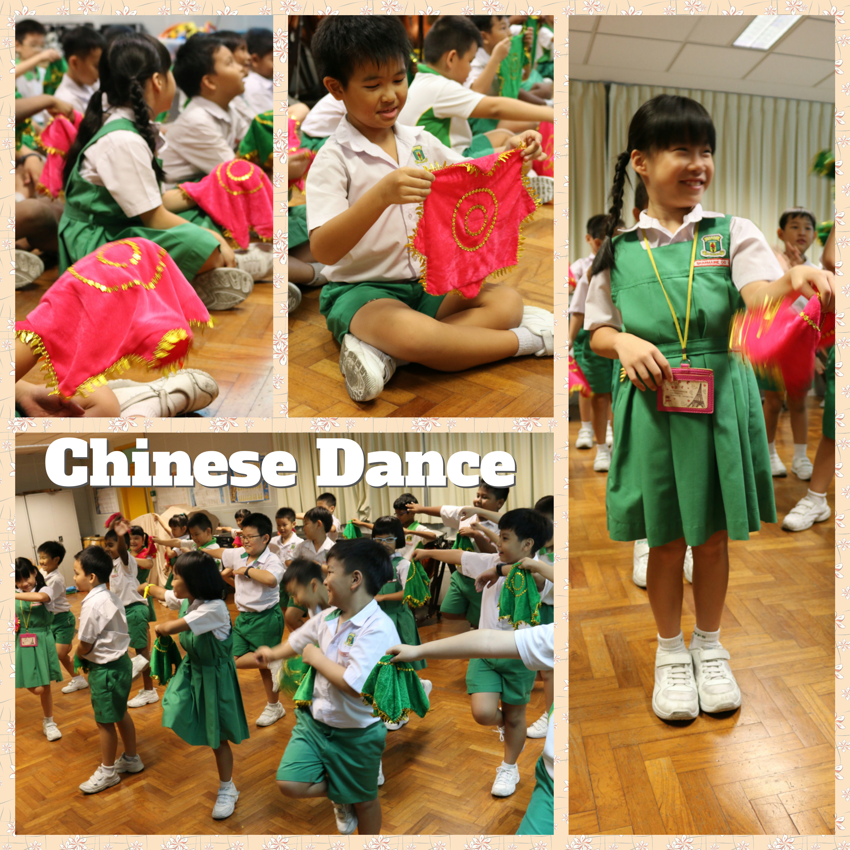 Chinese dance Enrichment
