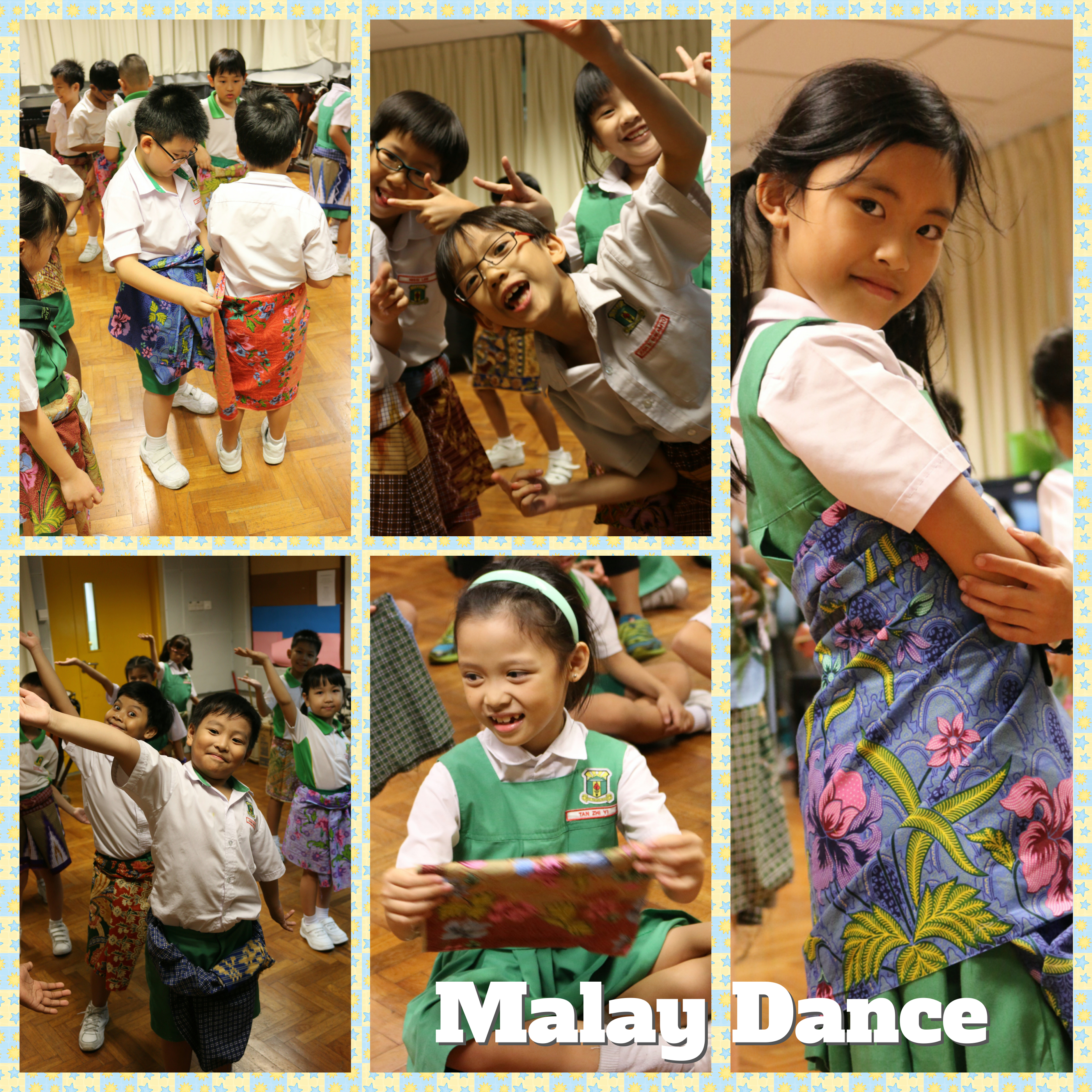 Malay Dance Enrichment