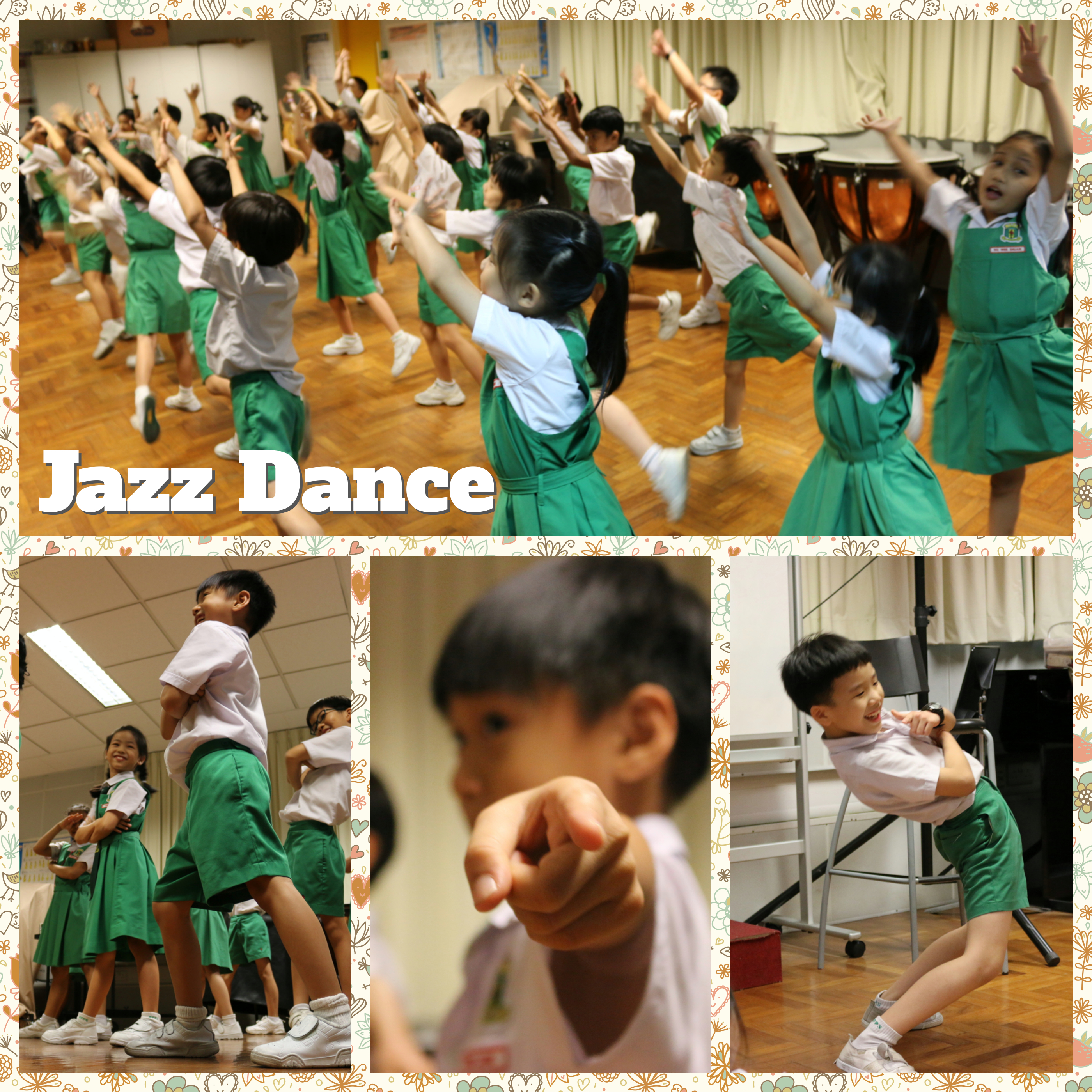 Jazz Dance Enrichment