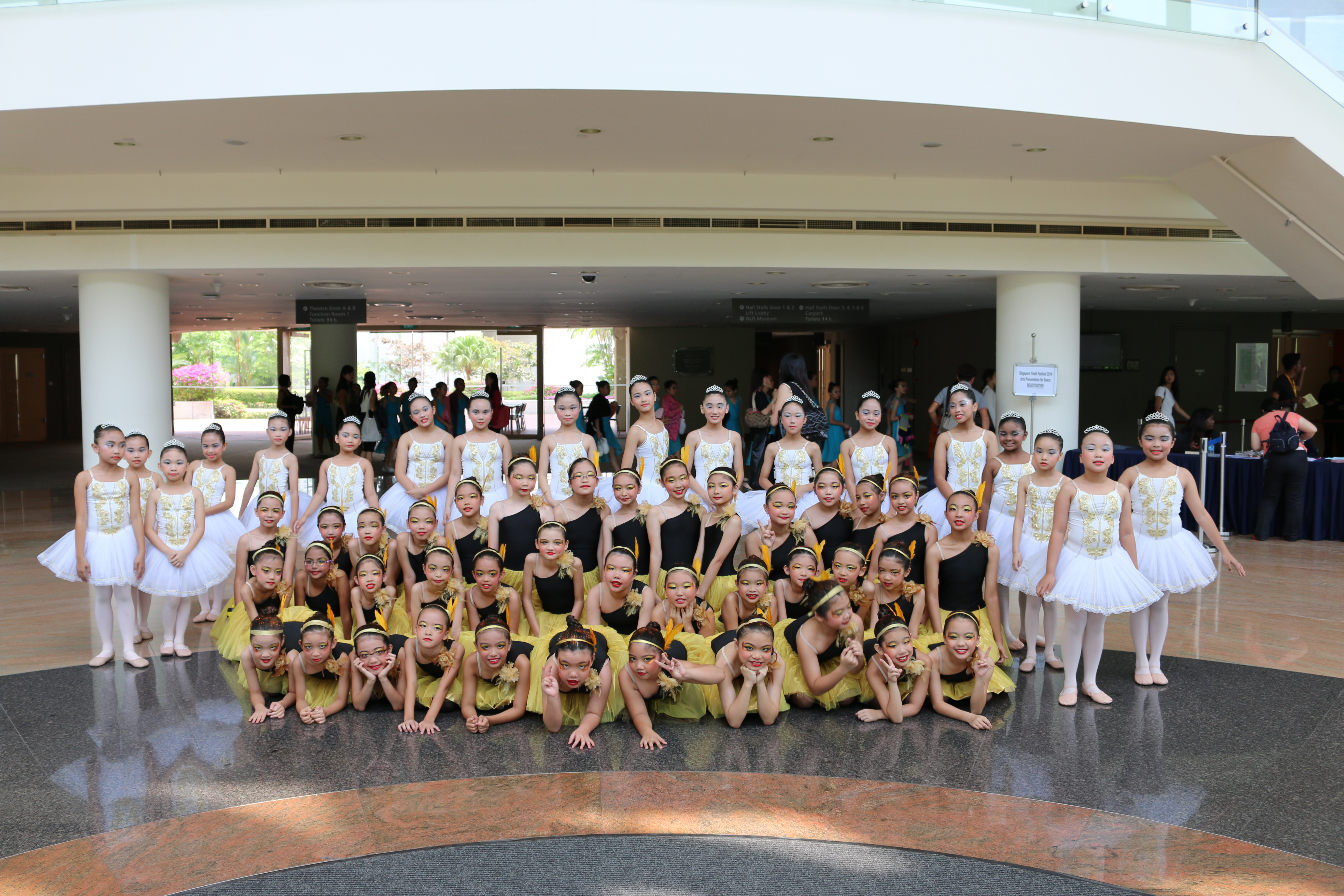 De La Salle School SYF 2014