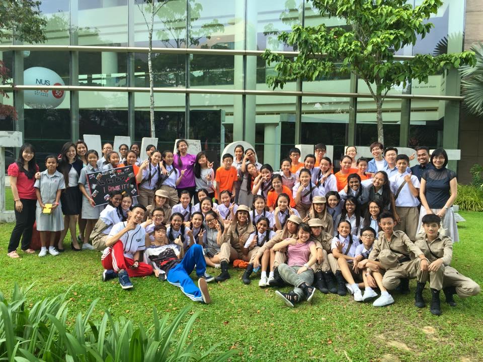 SYF 2015 Jurong Secondary School