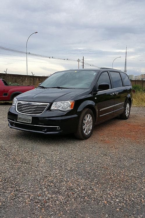 Chrysler Town Country Limited 3.6 12/12