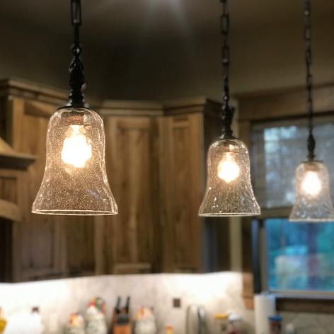 Rustic Kitchen Pendant Lighting