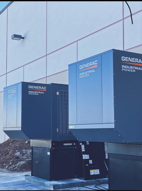 Generac Backup Generator