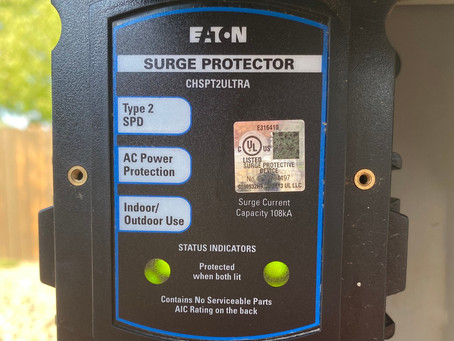 Why you need a whole home surge protector