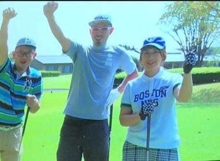 ゴルフコンペに参加してきました!