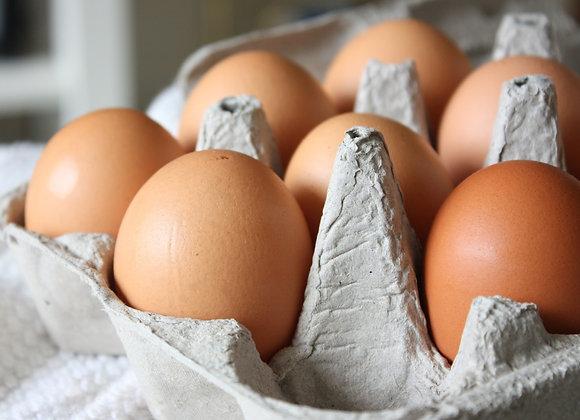 Douzaine d'œufs