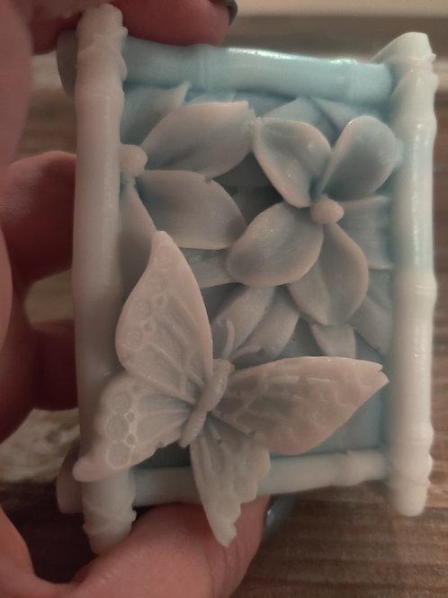 Butterfly Flower Bed