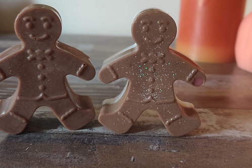 Mr. Gingerbread Man