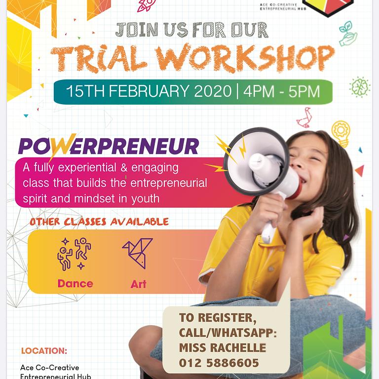 Powerpreneur trial