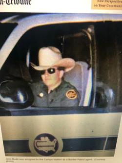 2000 Acting Supervisory Border Patrol Agent