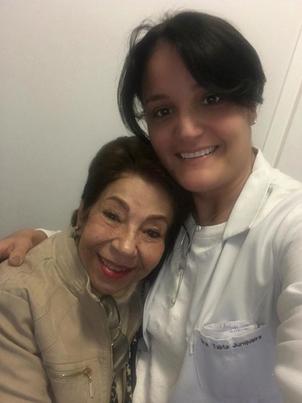 Pacientes Dra. Talita Junqueira Geriatra   São Paulo