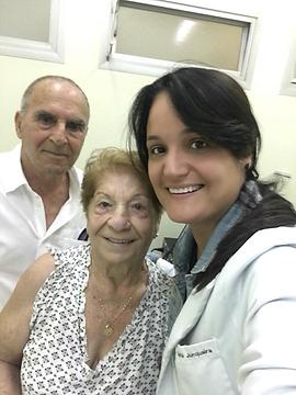 Pacientes Dra. Talita Junqueira Geriatra | São Paulo