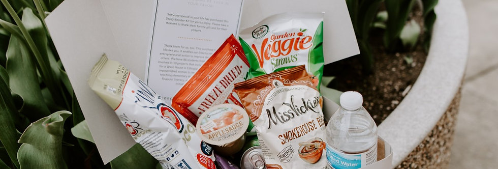 Midterms Healthy Survival Kit