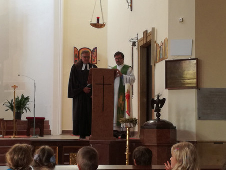 Gottesdienste zum Schulbeginn