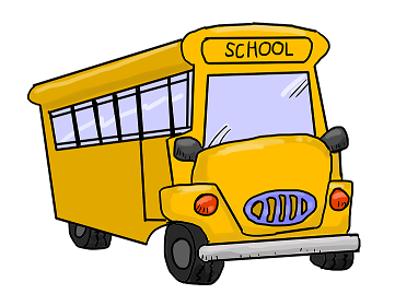 Schulbus-Fahrplan