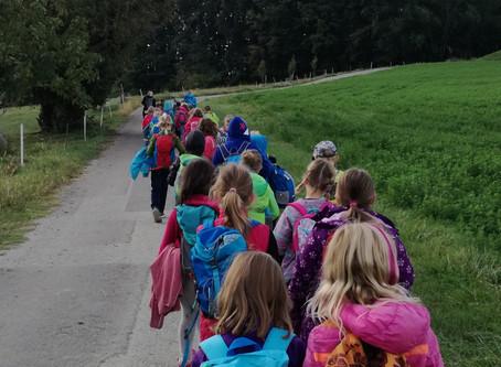 Wandertag der 2. Klassen