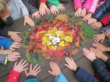 Herbstliches Kunstwerk.JPG