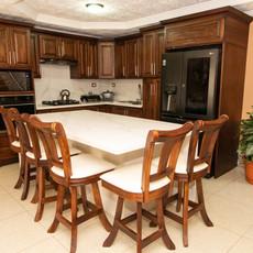 Mueble de Cocina- Proyecto Jason, Zona de los Santos