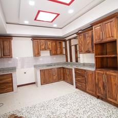 Mueble de Cocina- Proyecto Milton y Liliana.