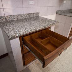 Mueble de Cocina- Proyecto Milton y Liliana .