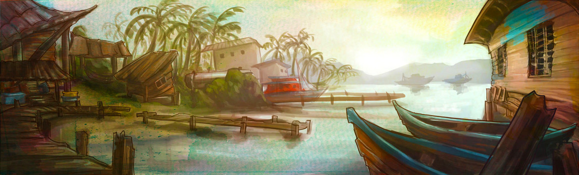 Molly animated short film