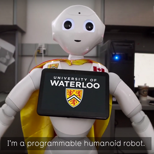 University of Waterloo BEYOND Campaign : Sharing the Incredible Work of Alumni and Faculty