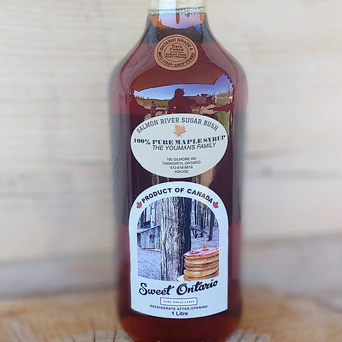 Sweet Ontario 100% Pure Maple Syrup