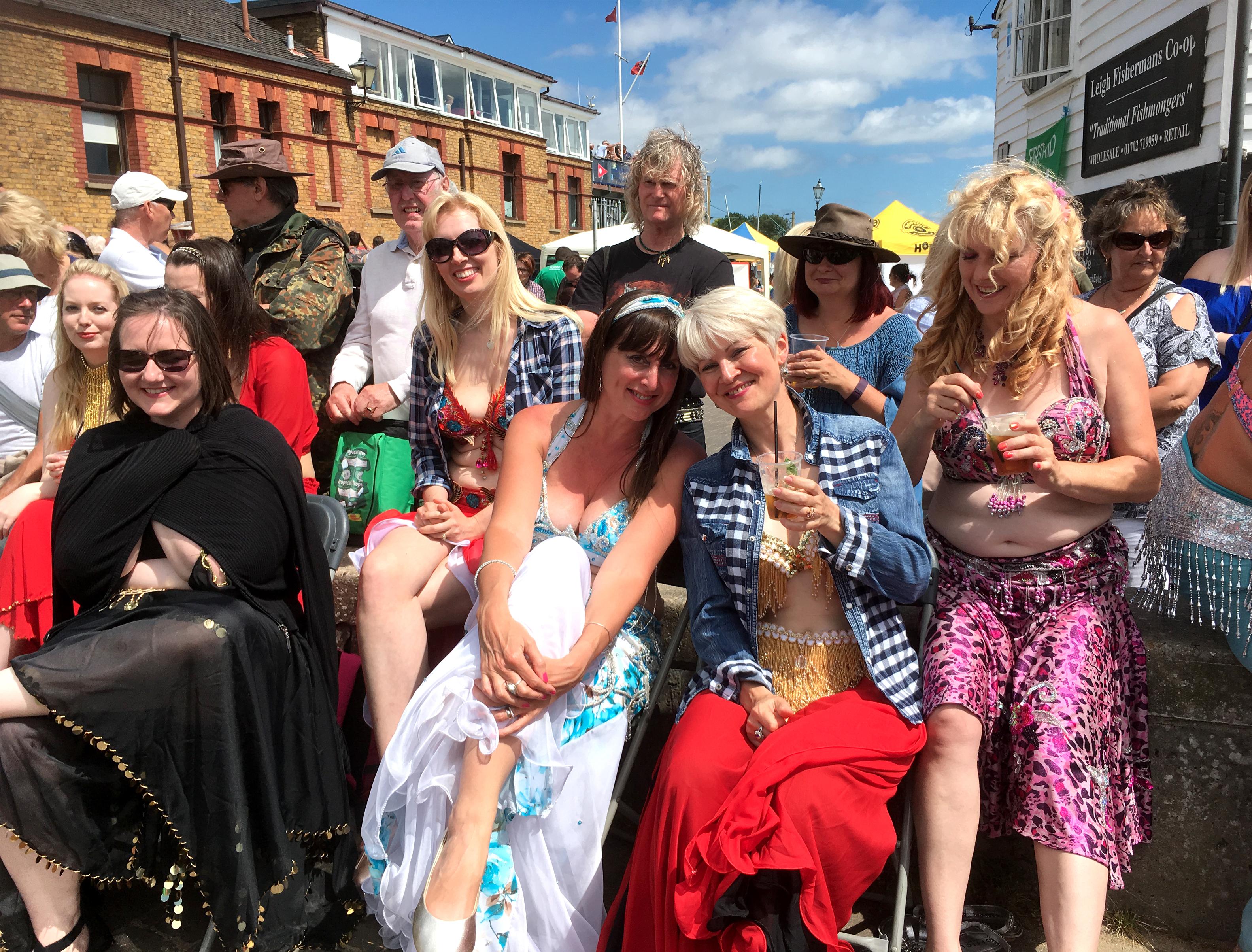 Leigh Folk Festival
