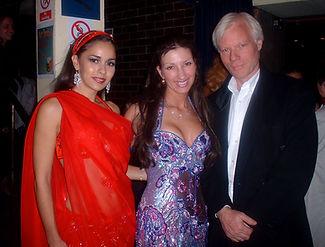 Sitara with Miles Copeland